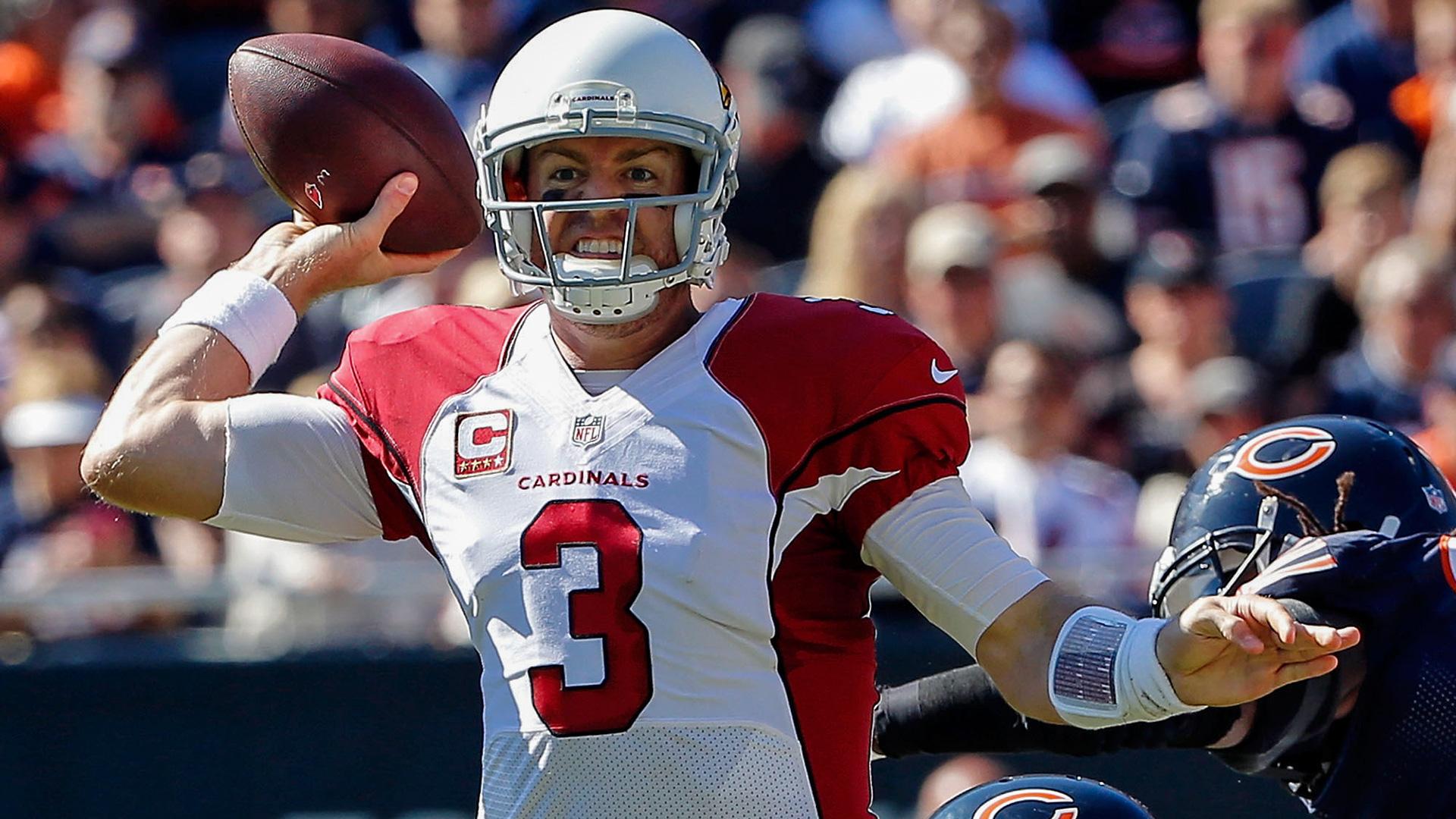 Bengals at Cardinals betting lines and picks - Spread moves toward Arizona, Palmer