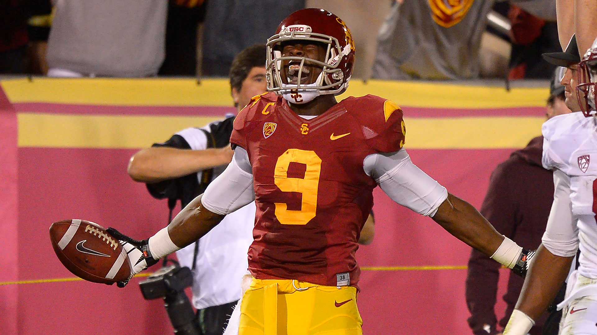2014 NFL Draft -- Jaguars select WRs Marqise Lee and Allen Robinson in second round