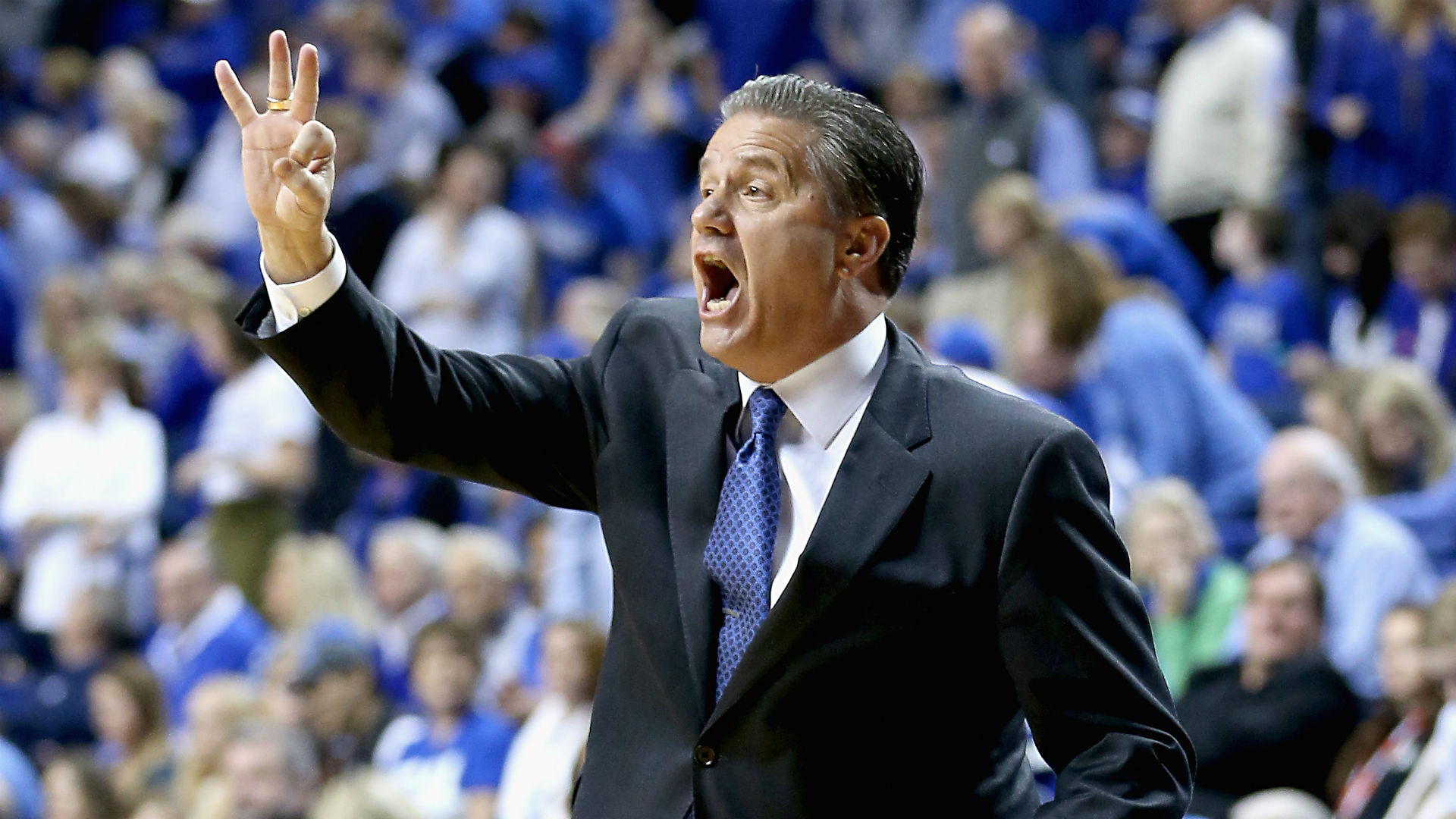 John Calipari - 122615 - Getty - FTR