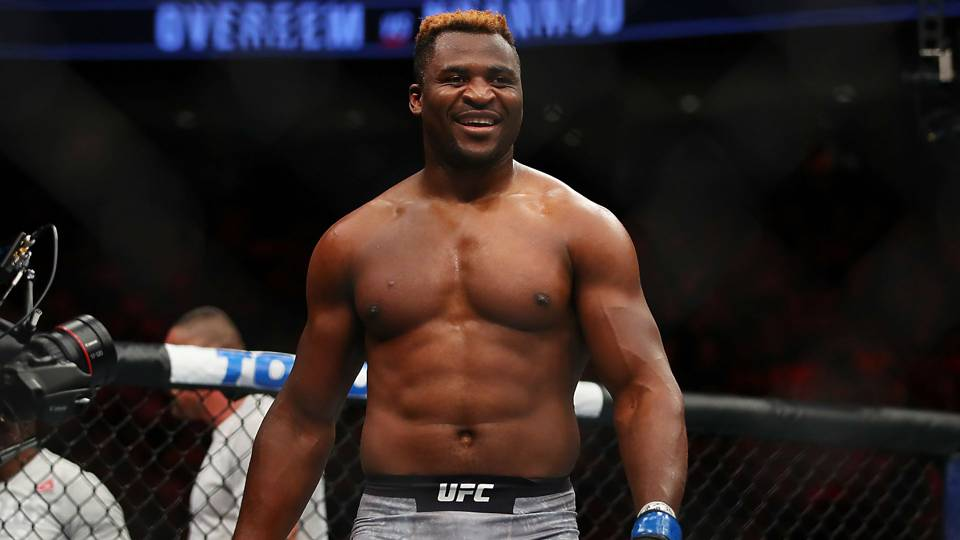 Francis Ngannou looks to overcome another tough position that the UFC put him in