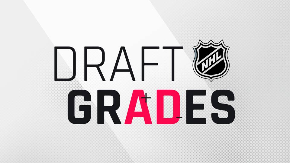 NHL Draft grades 2018: Islanders, Red Wings earn full marks; Rangers tank