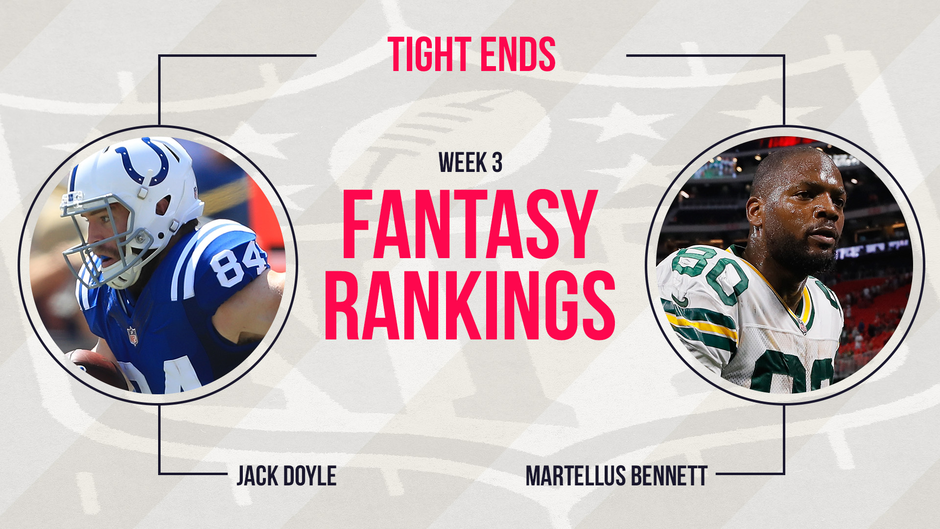 Fantasy Football Week 3 Rankings: Tight end | Fantasy | Sporting News
