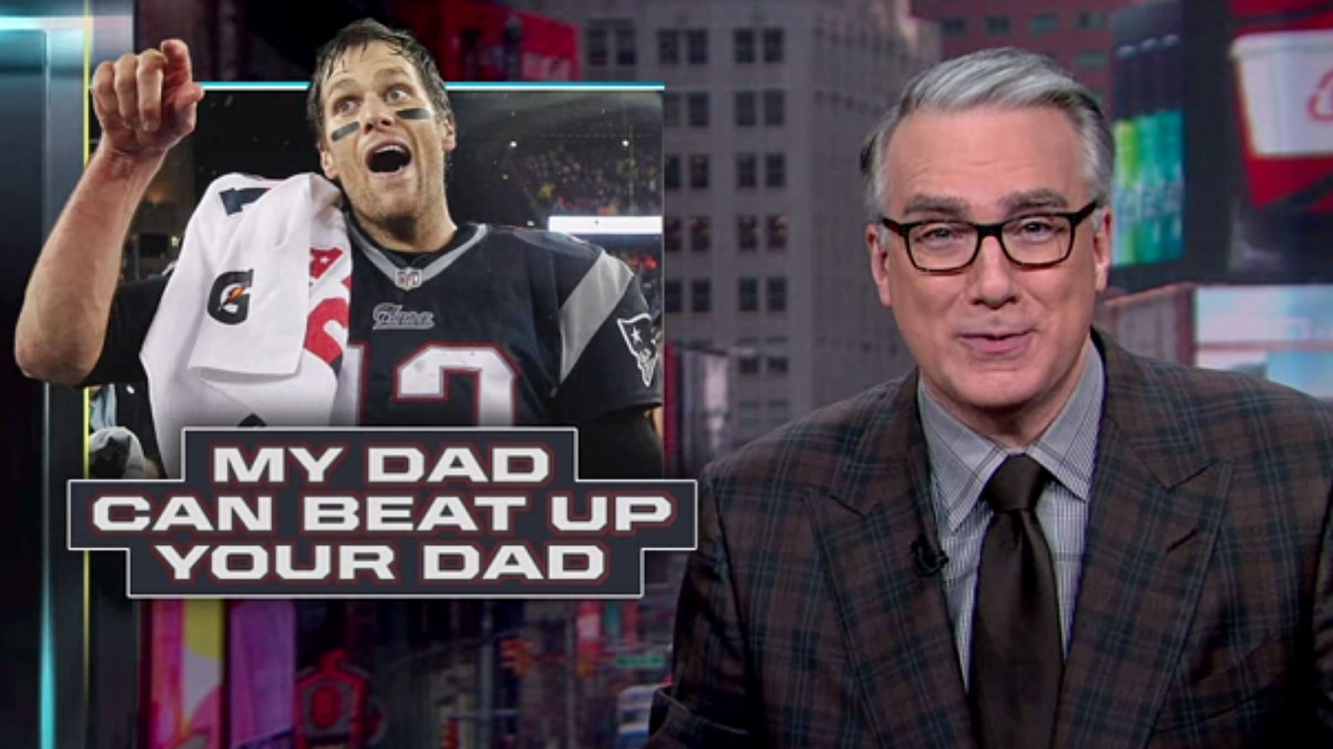ESPN wants Keith Olbermann to let up on Goodell, NFL, report says