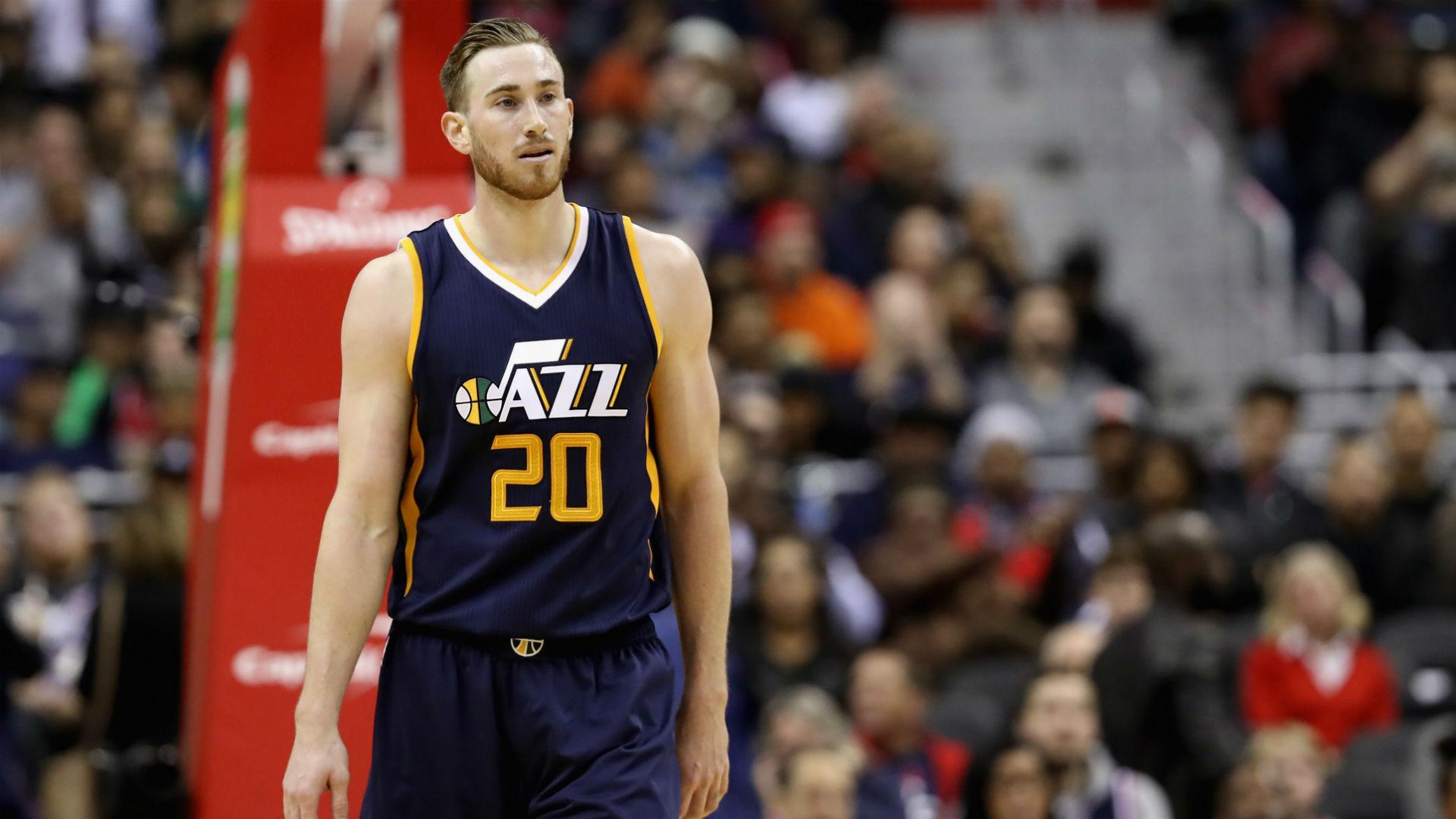 NBA free agent rumors: Top three destinations for Gordon Hayward
