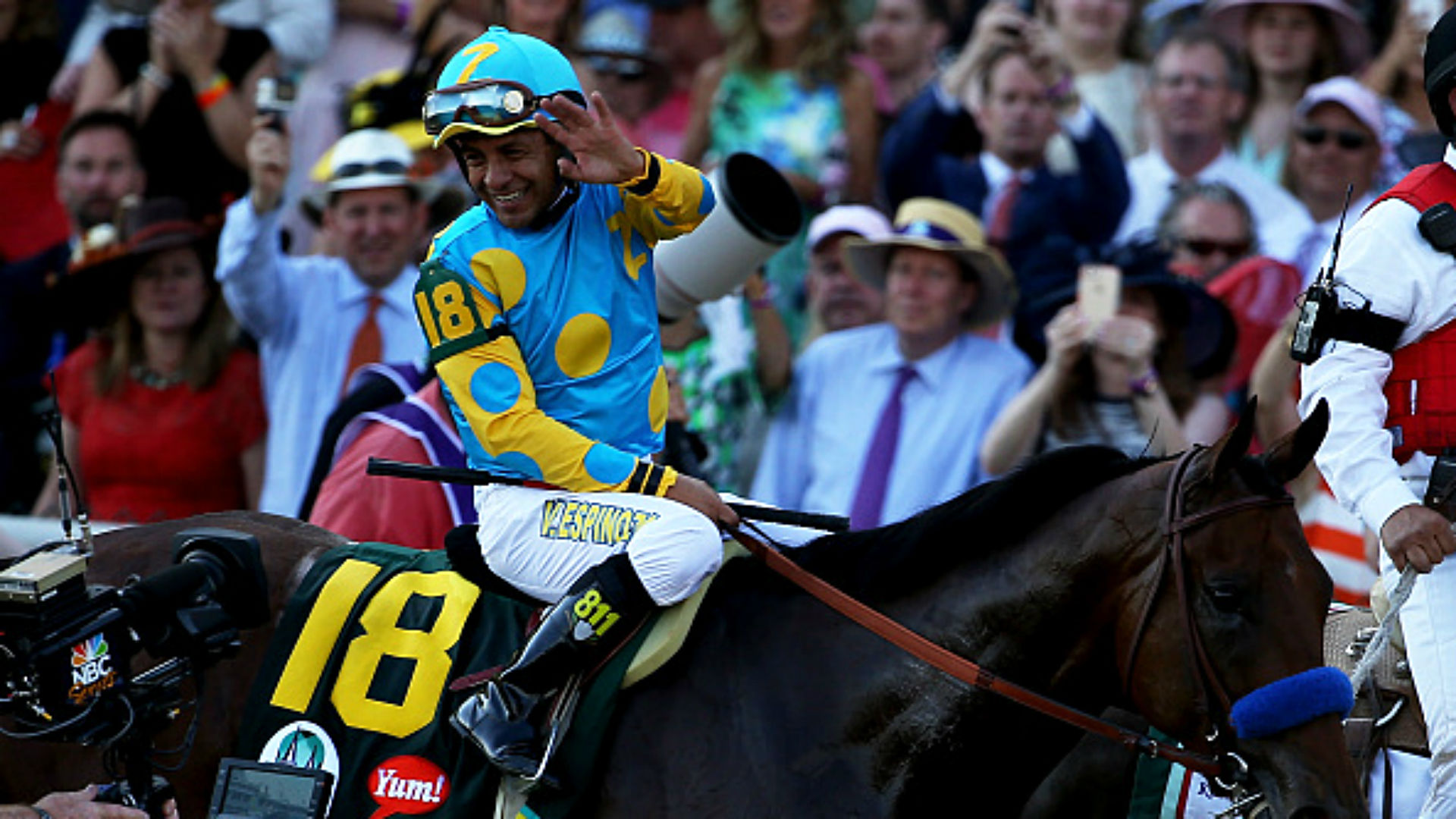 Belmont 2015: Updated odds