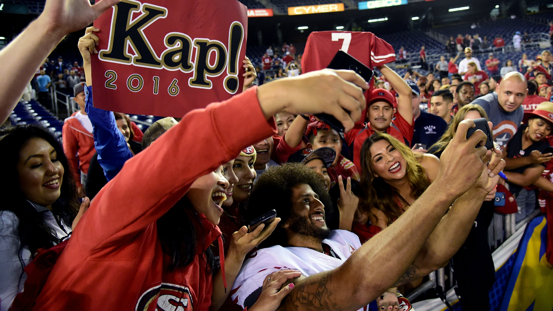 Rodney Harrison Apologizes for Saying Kaepernick 'Not Black'