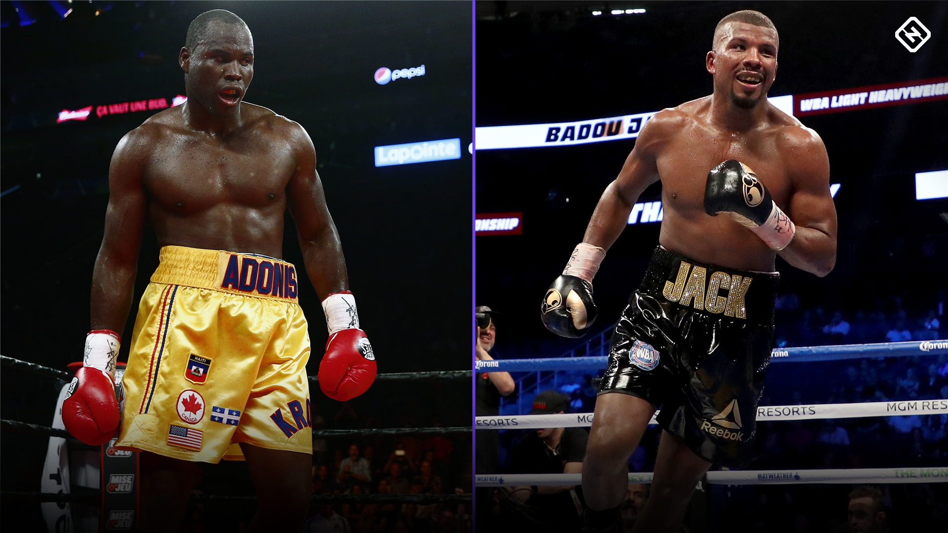 Stevenson vs. Jack: Stats, facts for WBC light heavyweight title bout
