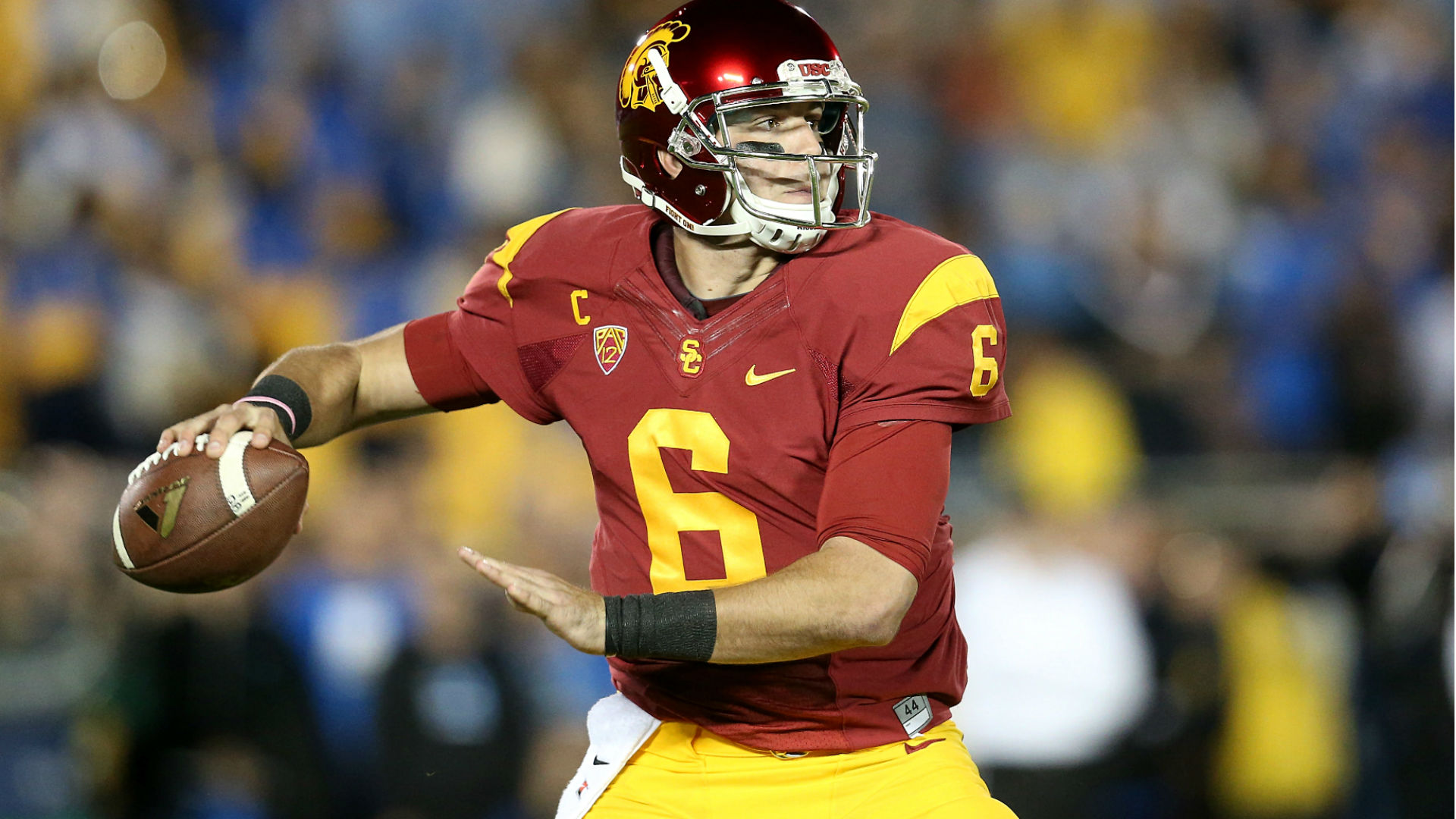 Notre Dame vs. USC betting preview and pick – USC favored over struggling Notre Dame