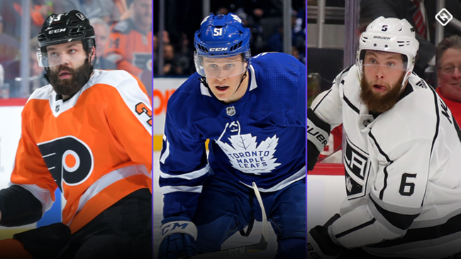 d8c90999c74 NHL Rumor Roundup  Struggling Maple Leafs weigh steep cost of adding.