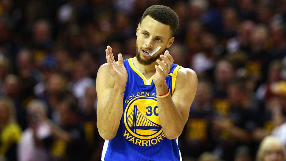 NBA Finals: Stephen Curry finds peace as part of Warriors ...