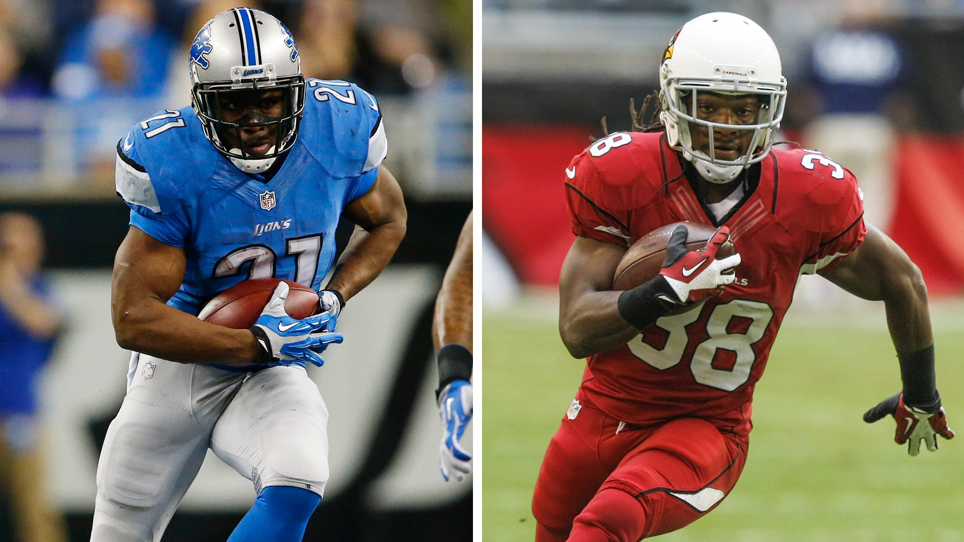 The Decider: Reggie Bush vs. Andre Ellington