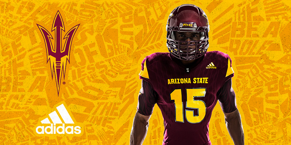 Forks Up: Arizona State unveils newest uniforms from adidas