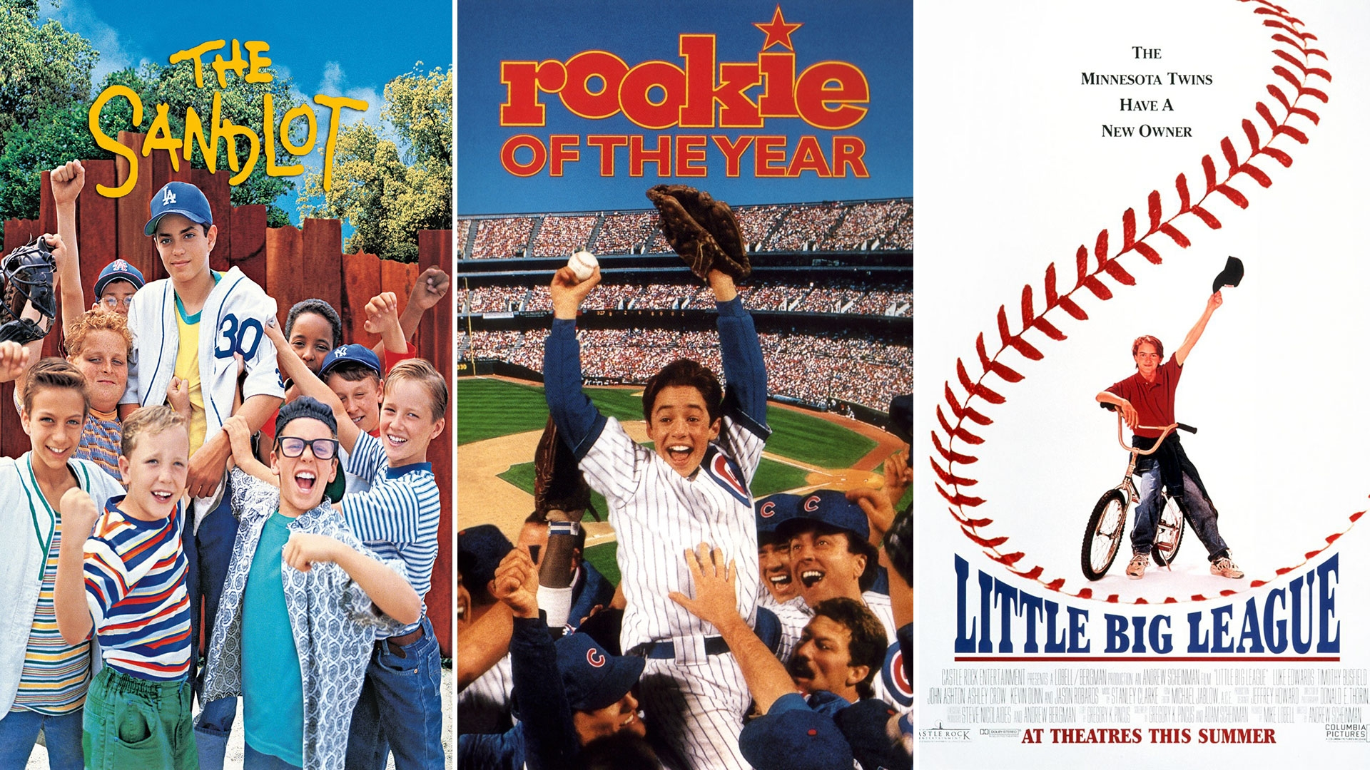 The 10 best baseball movies of the 1990s ranked sporting news