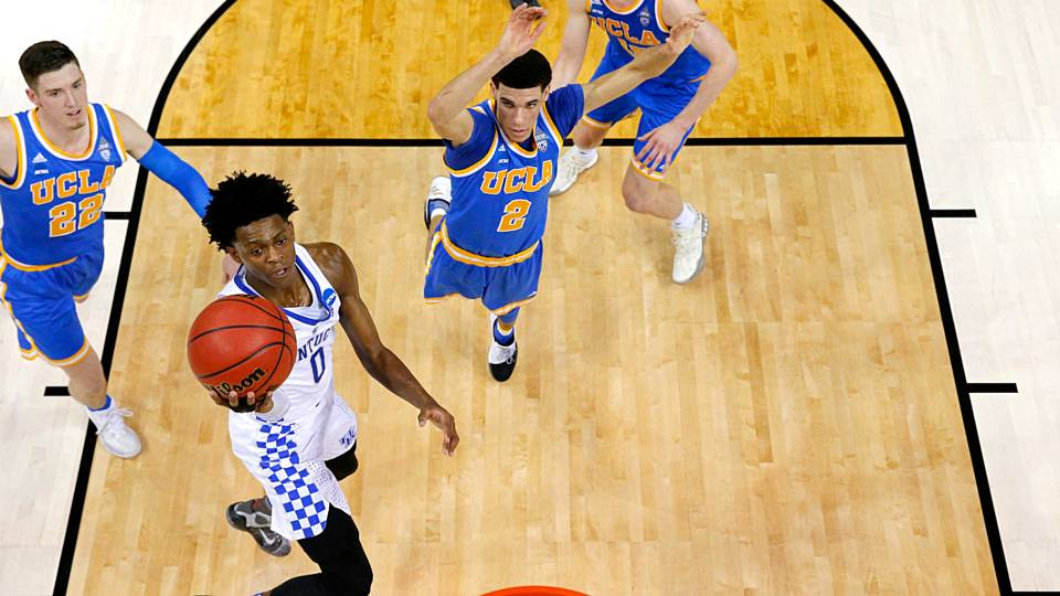 NCAA Tournament 2017: Let's talk up Kentucky G De'Aaron ...