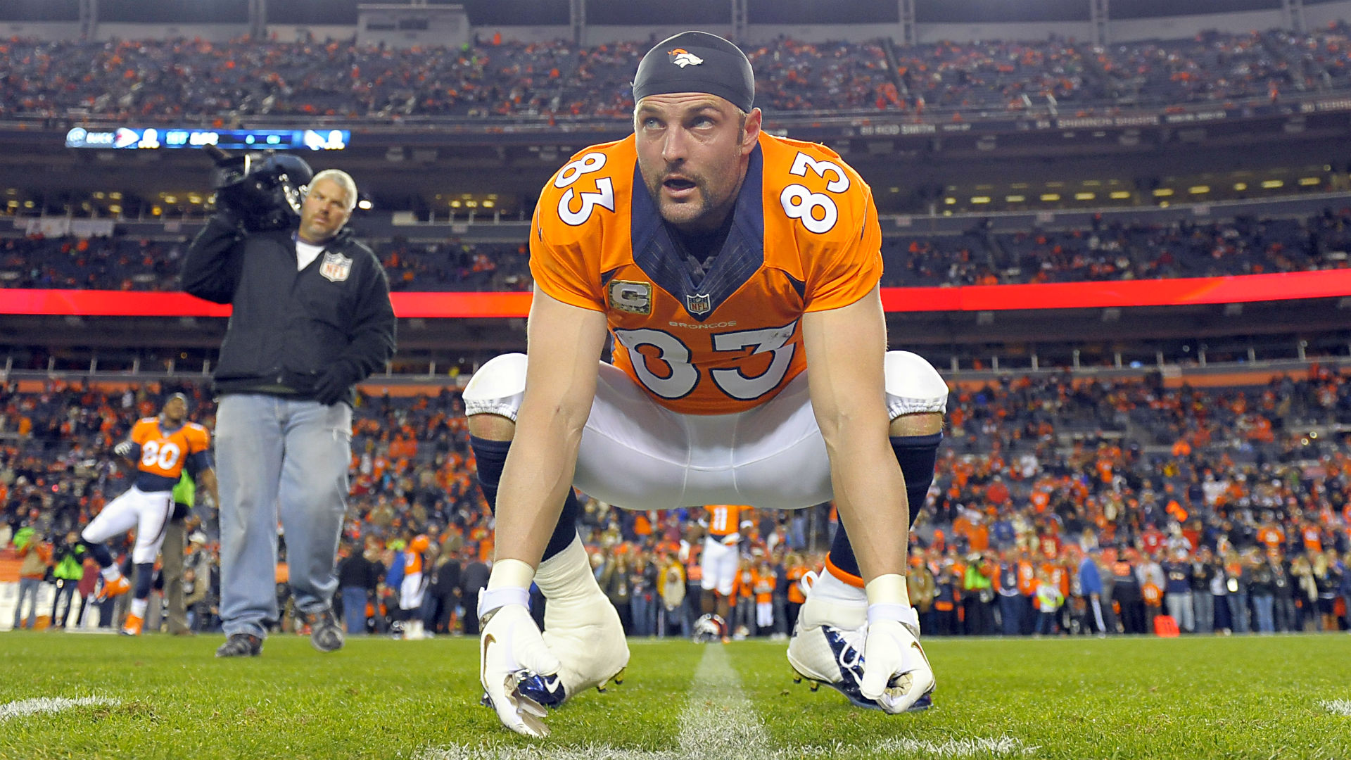 New NFL drug policy approved, Welker eligible to play in Week 3, Gordon in Week 12