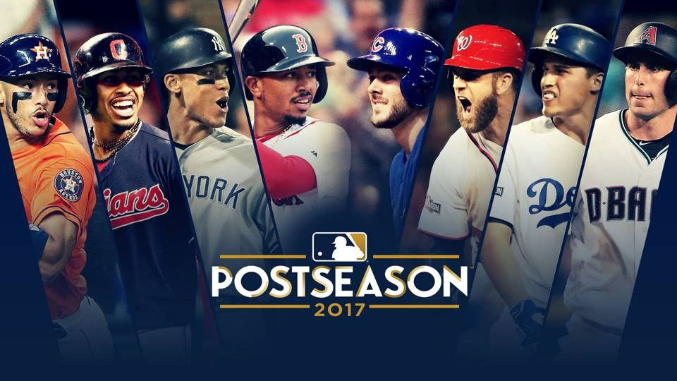 Image result for mlb playoffs