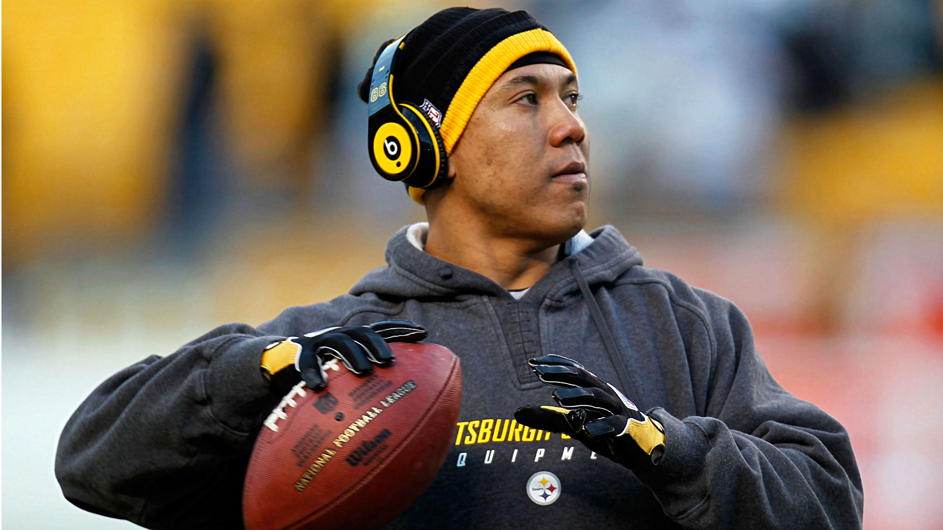 Ex-QB Hines Ward knows Terrelle Pryor is giving up his ...