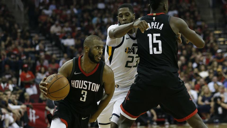 Chris Paul Pimpin Rockets Lolos Ke Babak Final Barat
