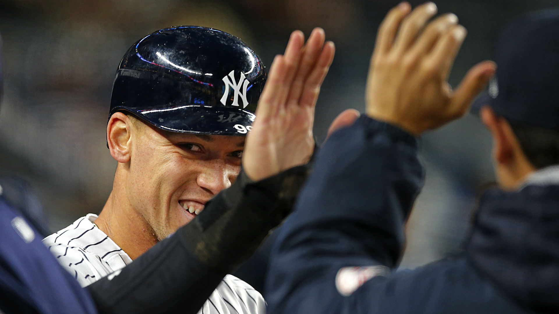 mlb highlights aaron judge unloads monster home run into biggest home runs in baseball history biggest home run ever