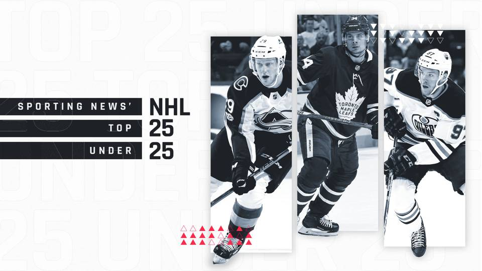NHL top 25 under 25: Ranking hockey's best young stars (16-20)