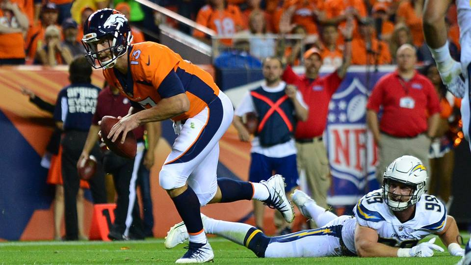 Broncos Vs Chargers Score Results Highlights From