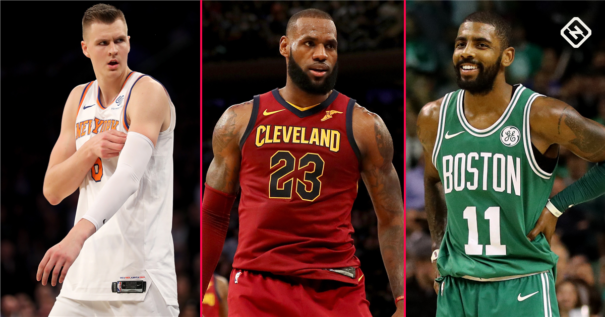 NBA All-Star Game 2018  Projecting starters d909b47a8
