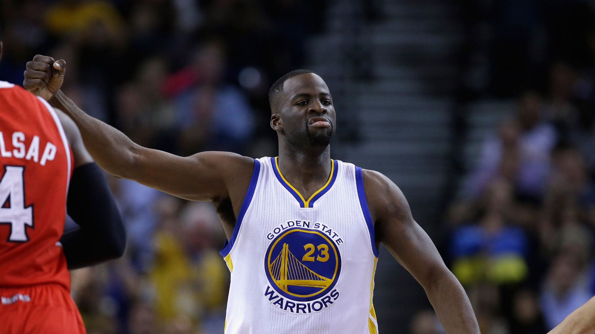 Draymond Green enjoys destroying the hopes and dreams of Rockets fans