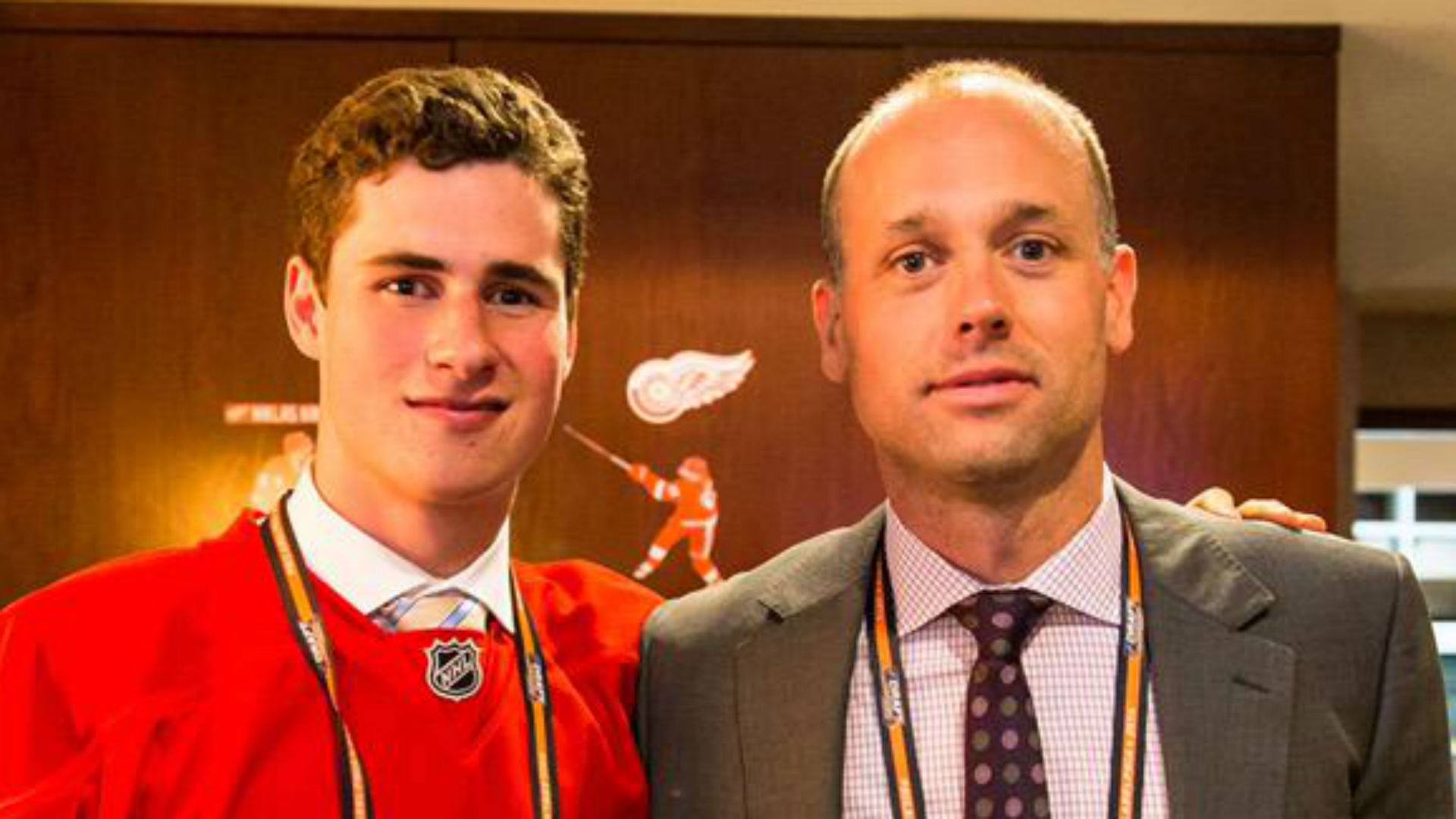 Jeff Blashill makes his pitch to become Red Wings coach