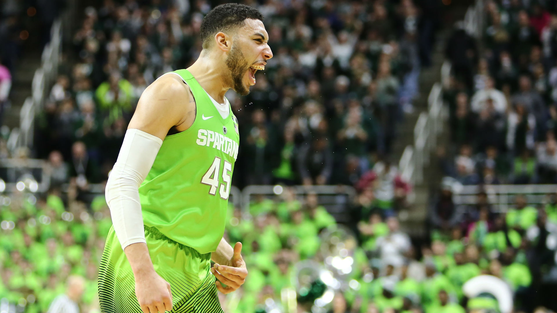 ... Denzel Valentine Ftr Getty 012816