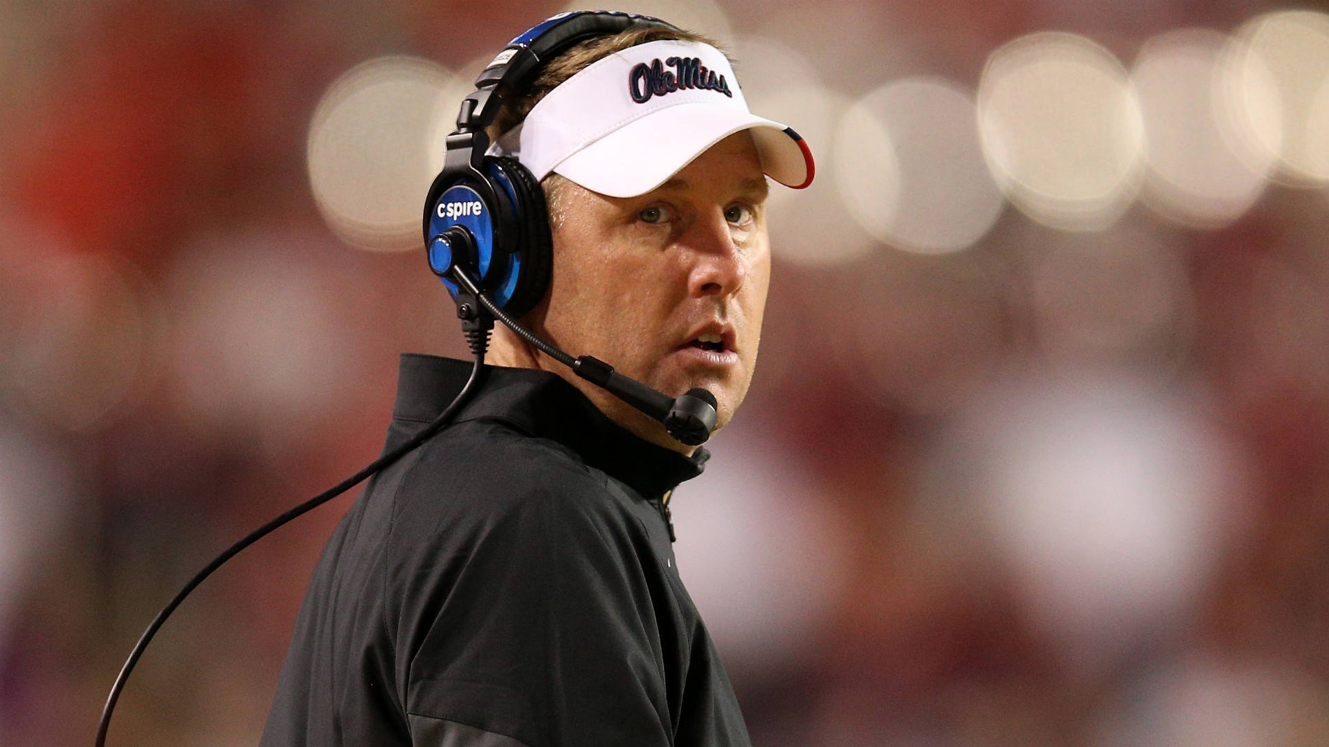 Hugh Freeze mentions God in his first public comments since resignation