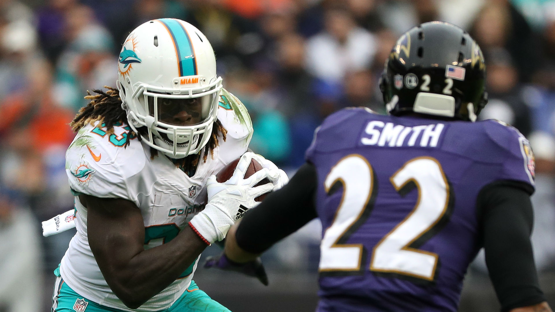 Dolphins vs. Ravens: How to watch, live stream 'Thursday Night Football'