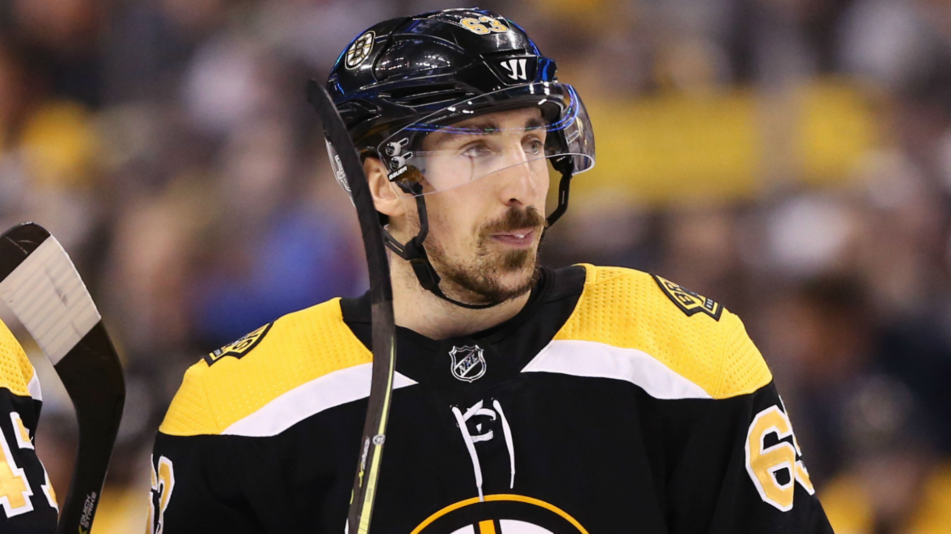 Brad Marchand Won't Stop Licking His Opponents
