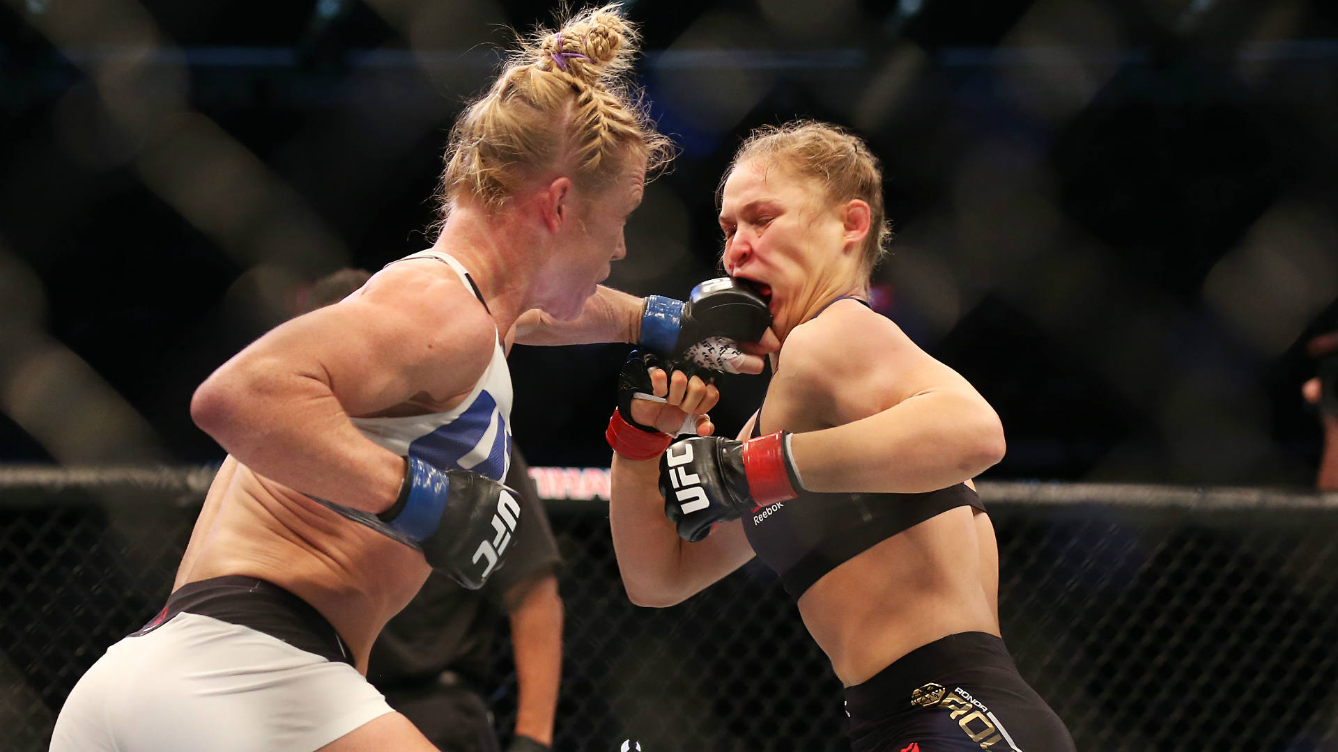 What would the odds be on a Rousey-Holm rematch?