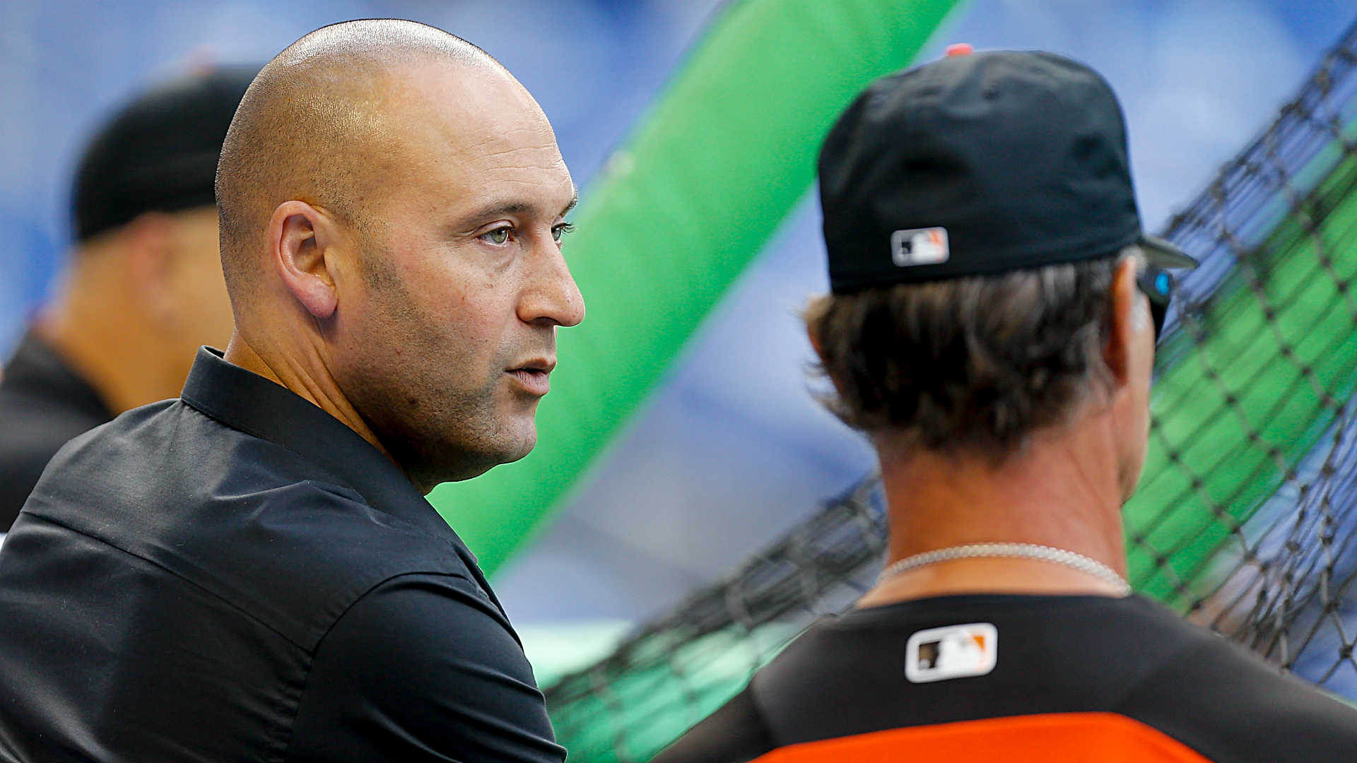 CEO Derek Jeter expects Marlins to compete, contend