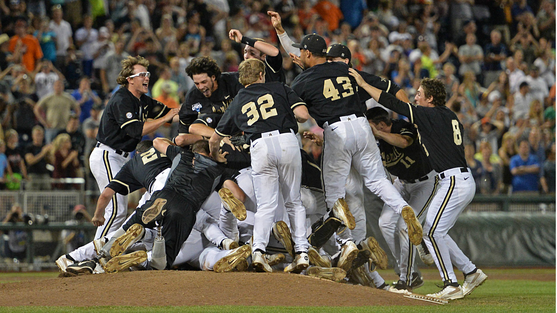 NCAA Baseball Tournament 2015: Dates, times, TV for regional round