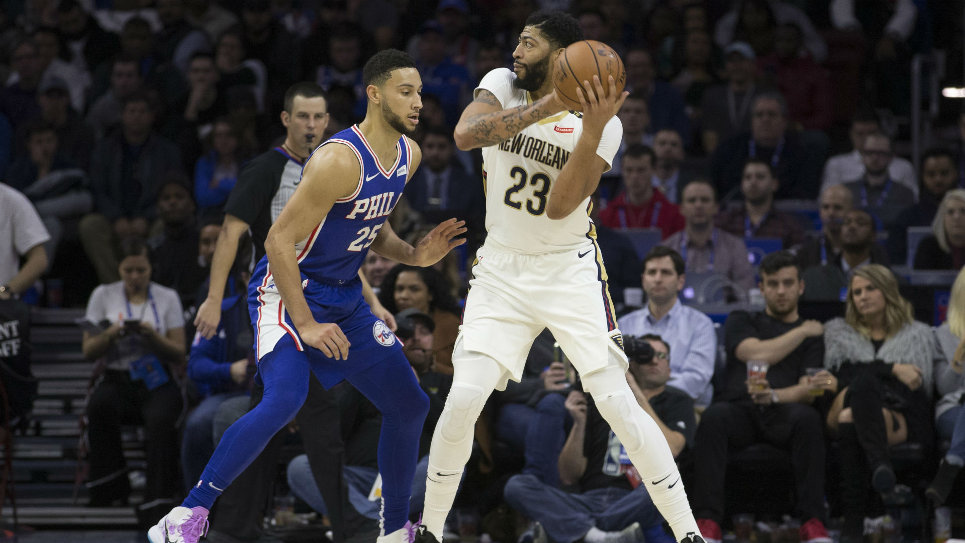Anthony Davis elevates his game, Pelicans' offense with improved passing
