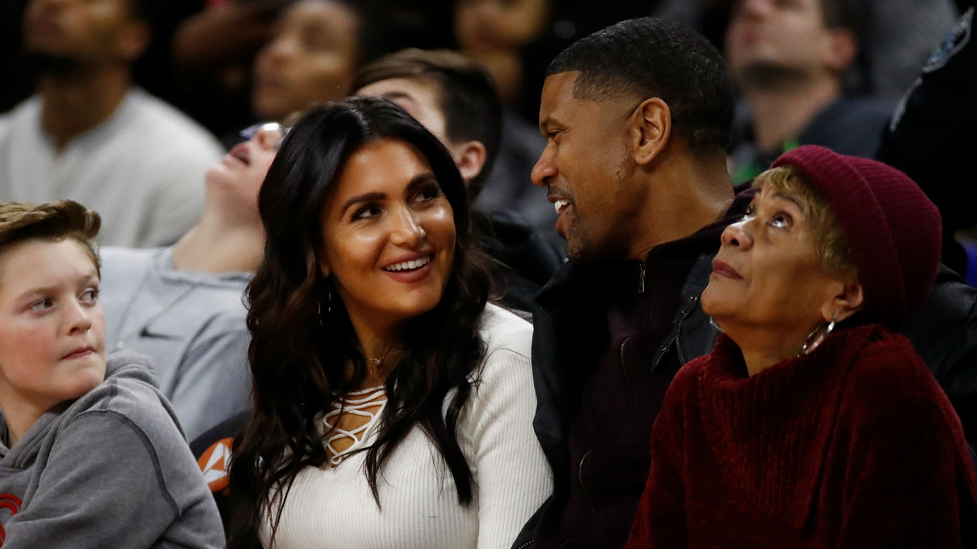 Jalen Rose and Molly Qerim Got Married On The Low