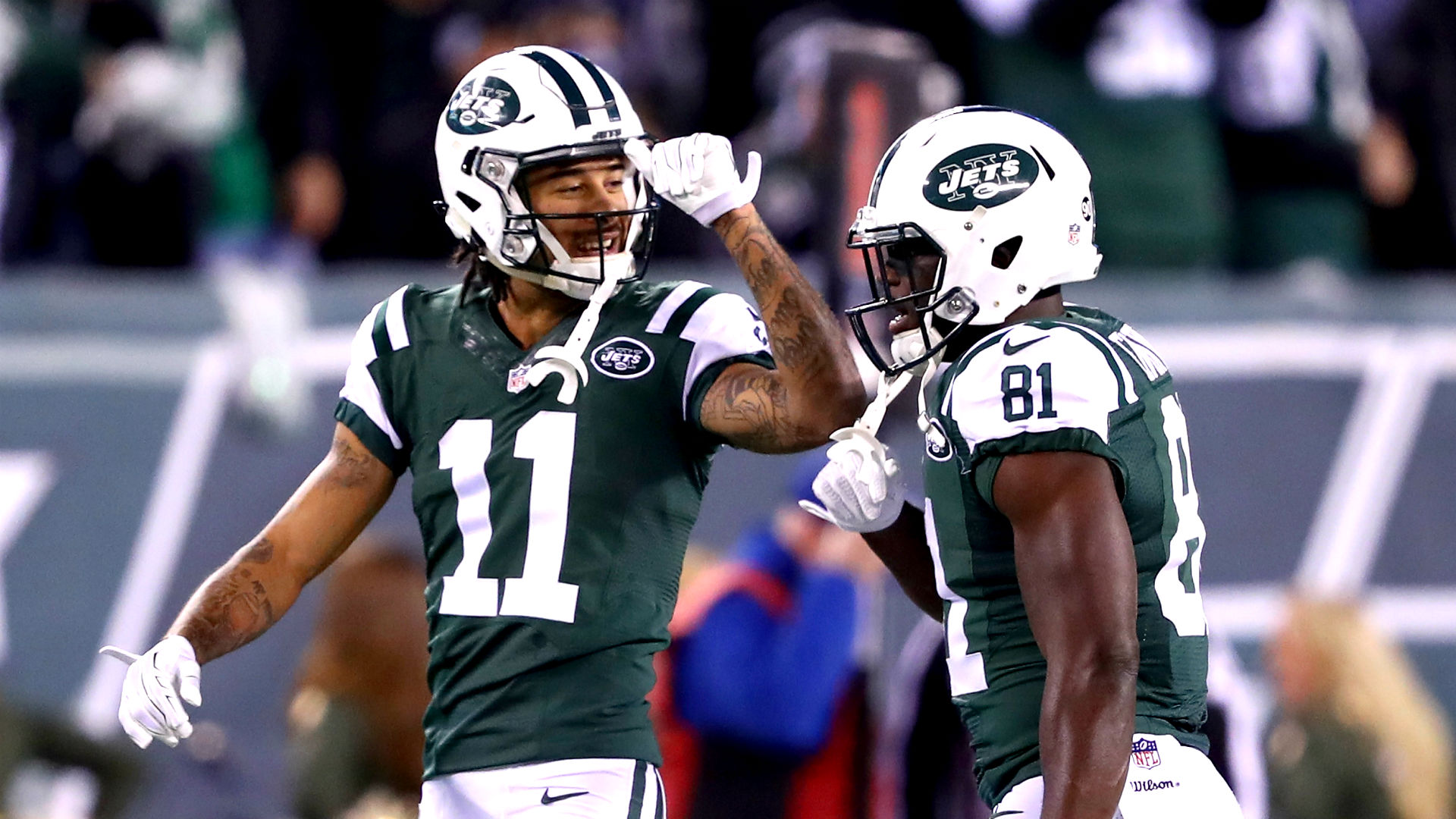 N.Y. Jets on-field groove session a social media smash hit | The ...