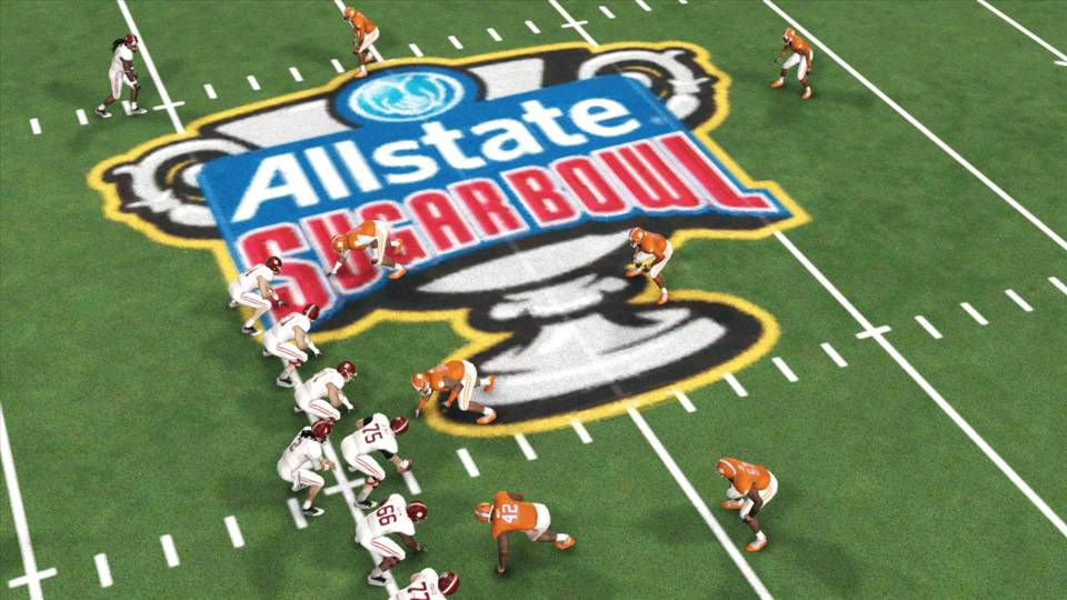 Sugar Bowl NCAA Football 14
