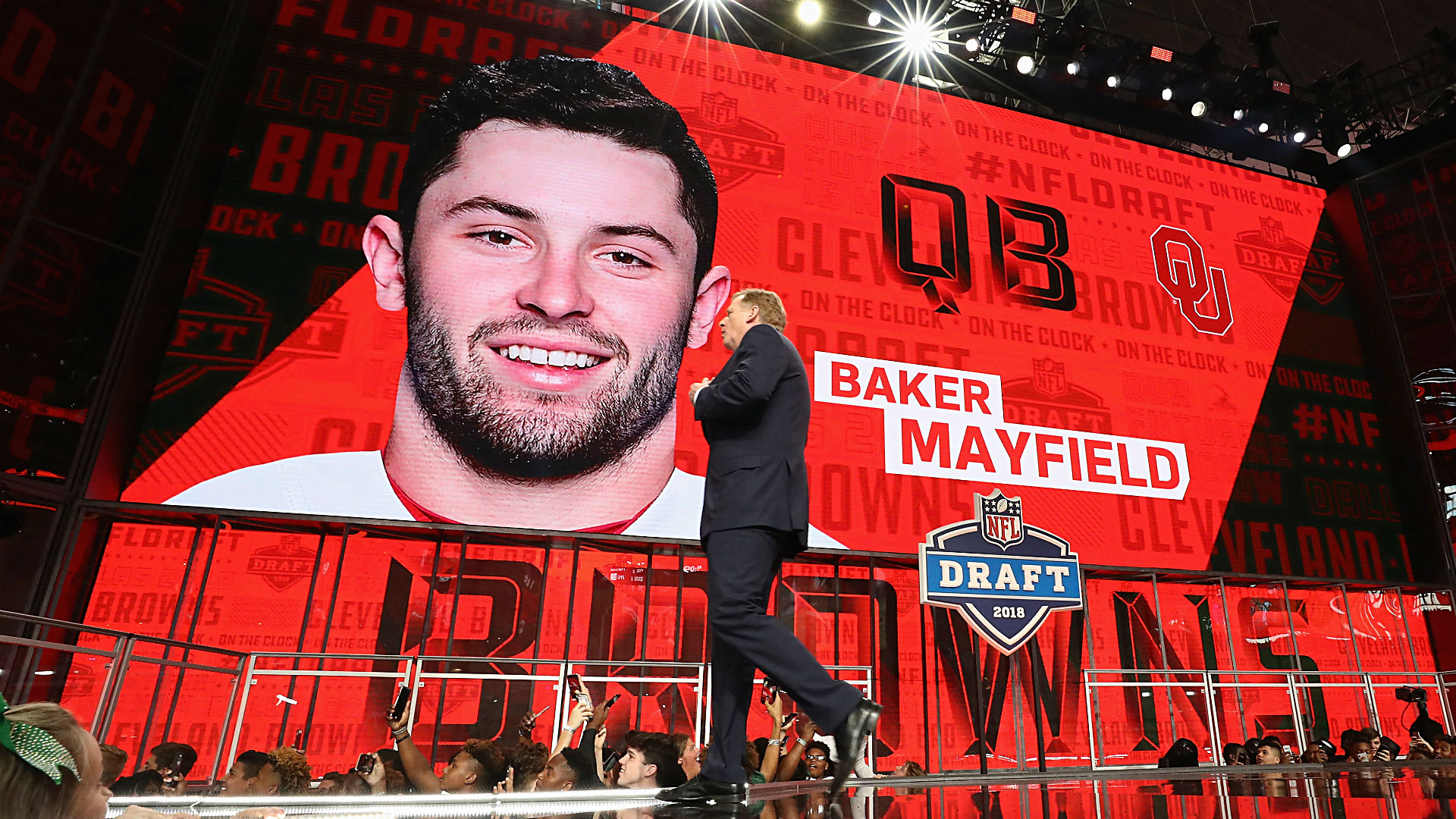 Mocking way-too-early mock drafts: Everybody whiffed on Baker Mayfield
