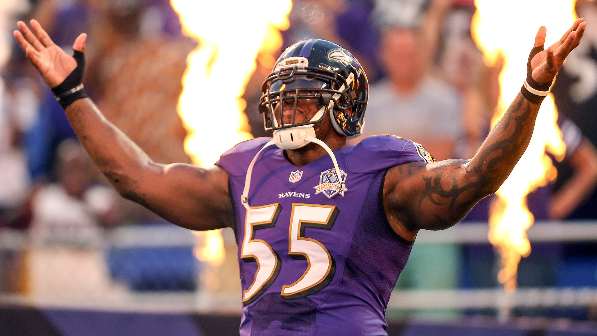 Terrell Suggs is back but don t expect a miracle for Ravens