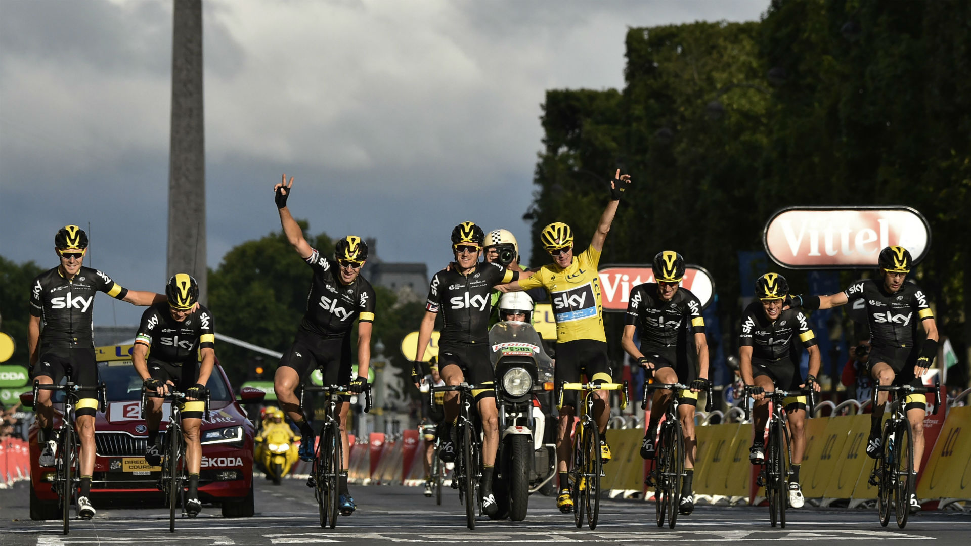 Tour de France 2015: Chris Froome wins race, André Greipel ...