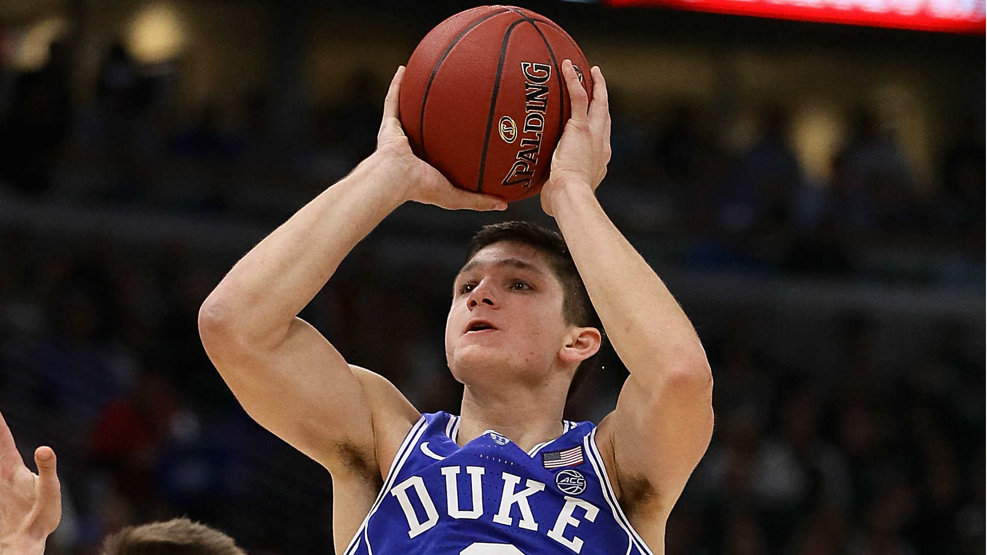 duke s grayson allen shows in chions classic he s no