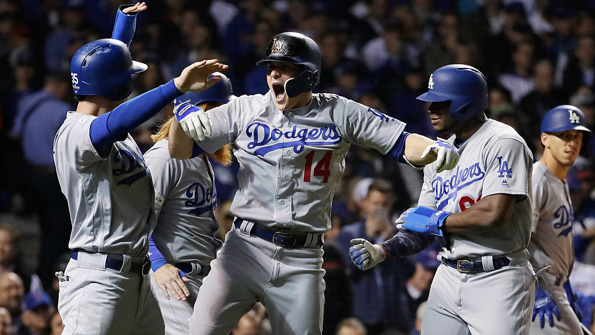 Dodgers Head to World Series for First Time Since 1988