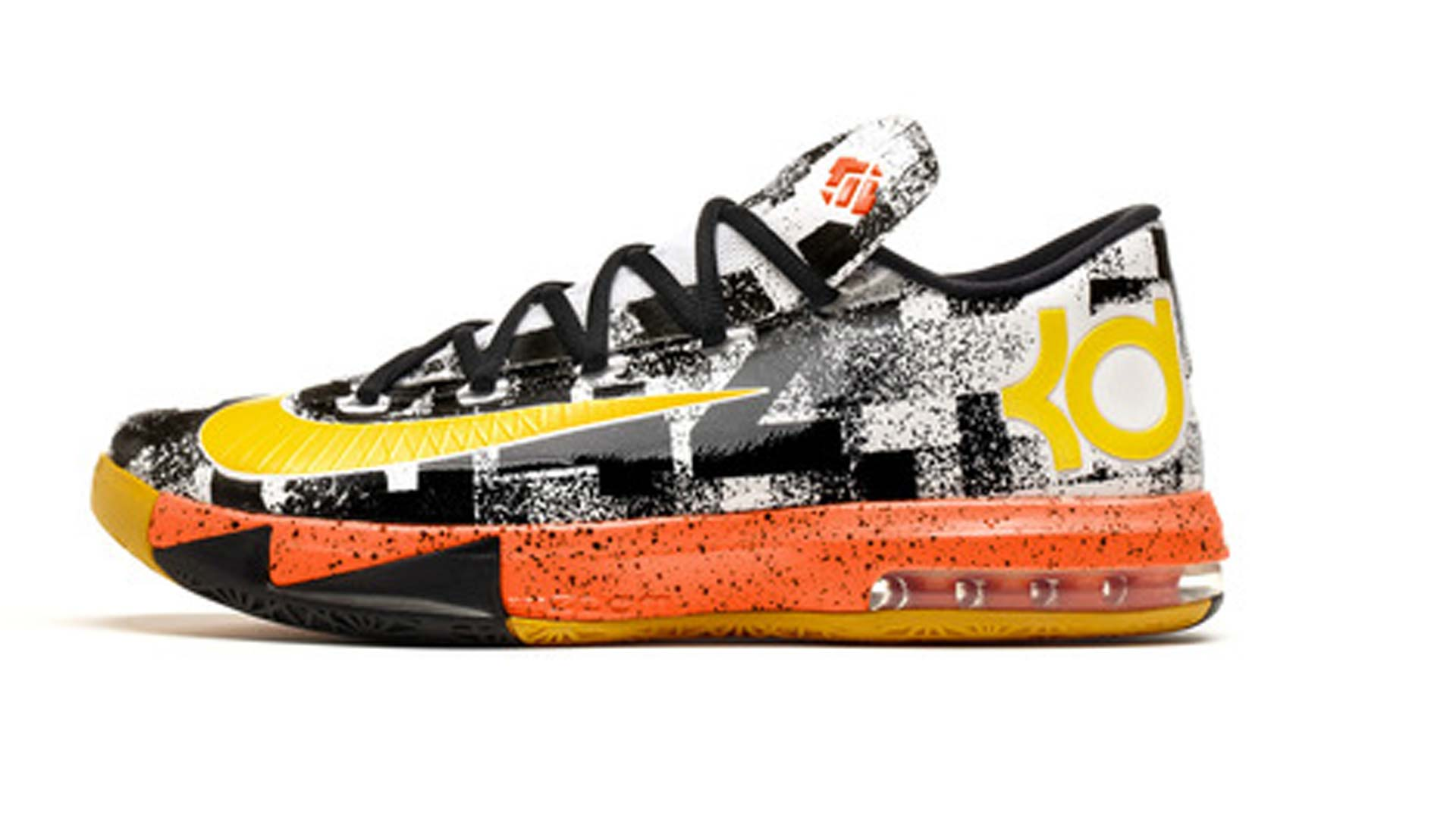 Kevin Durant's MVP shoes from Nike are wild