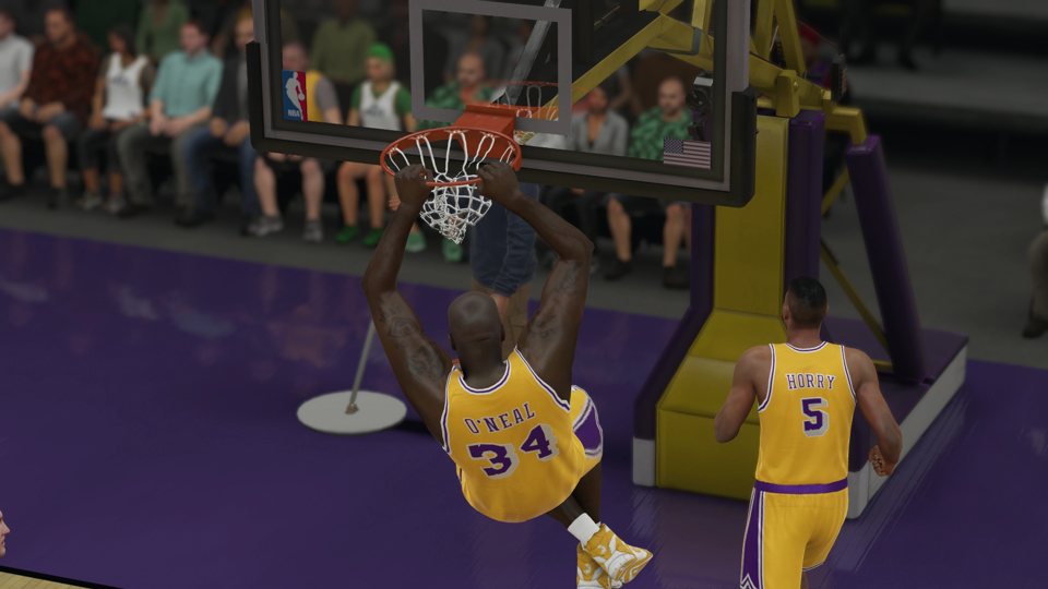 Shaquille O'Neal - Los Angeles Lakers Classic Team