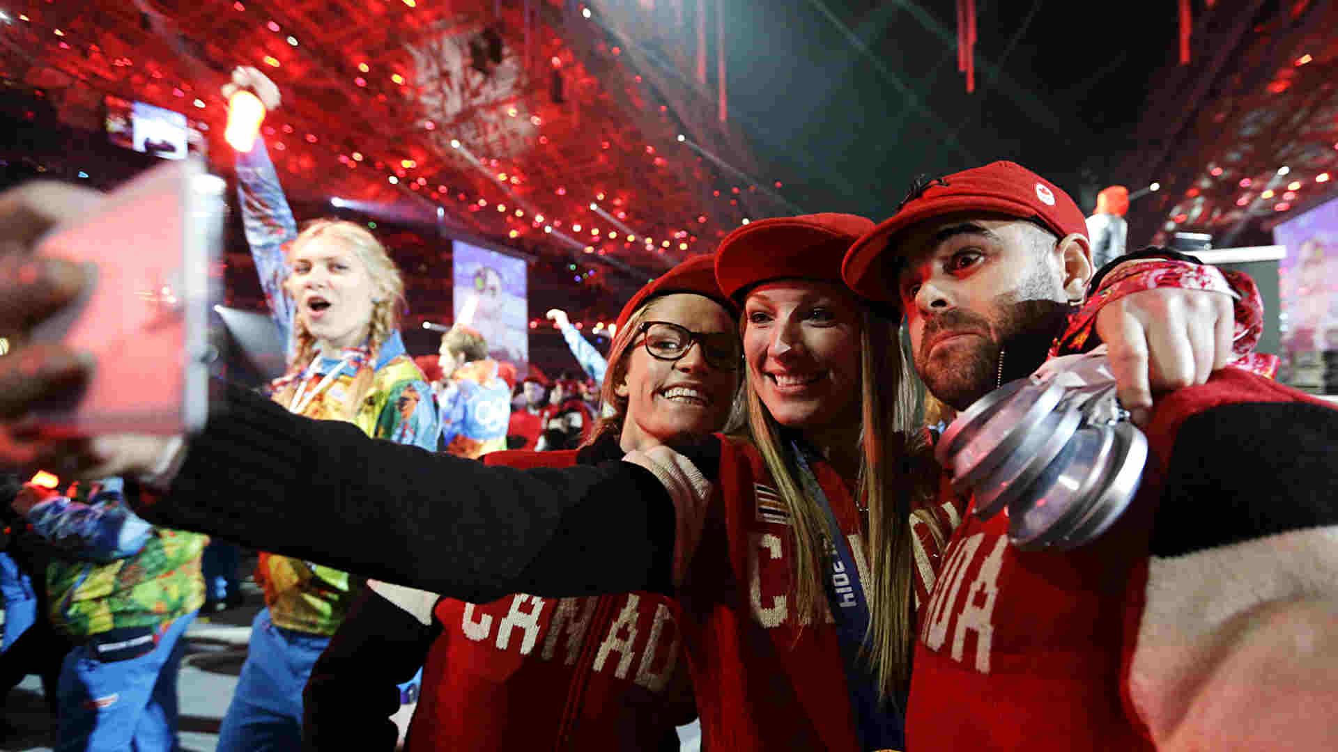 Sochi Selfie