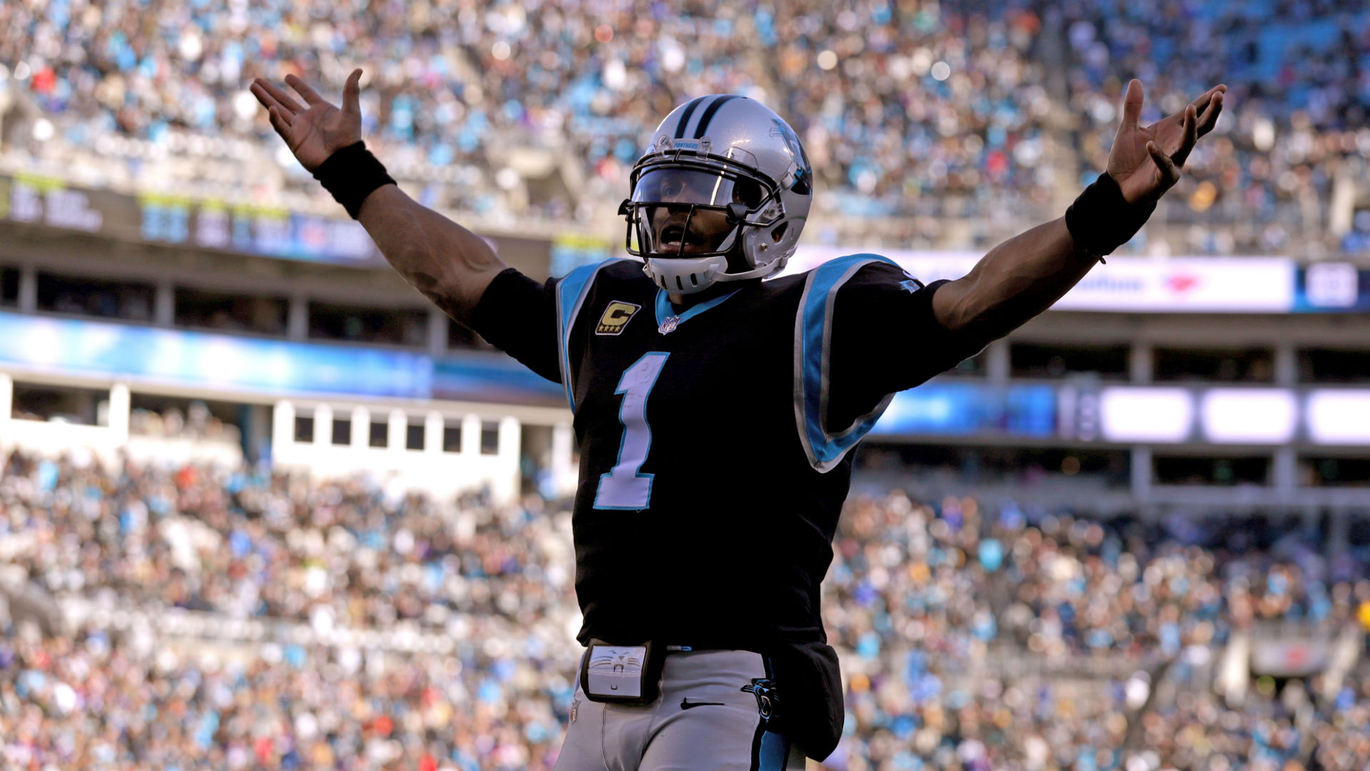 Panthers open 3-point favorites for Week 15 vs. Packers