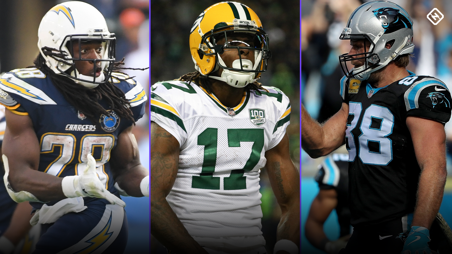 Week 12 Fantasy Rankings: FLEX