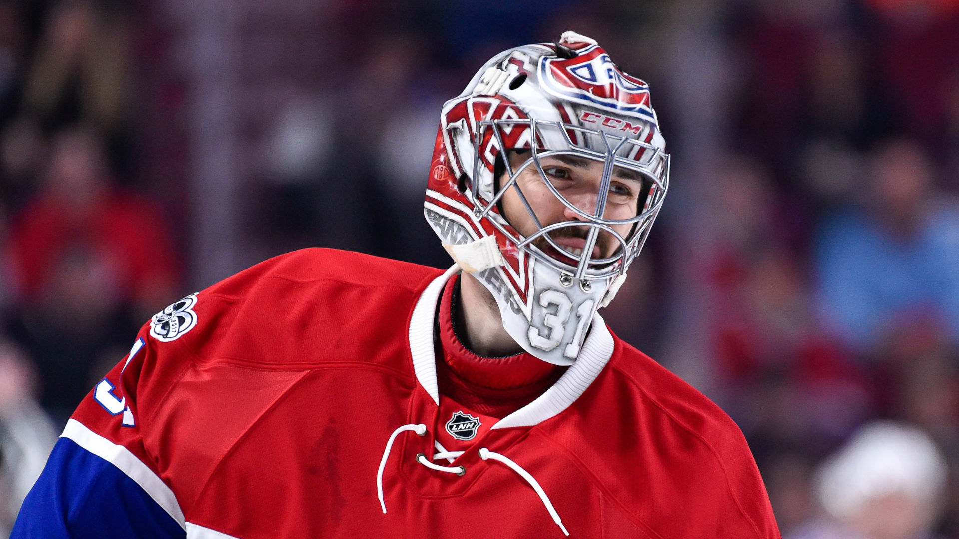 Carey Price to return vs. Sabres after missing almost a month